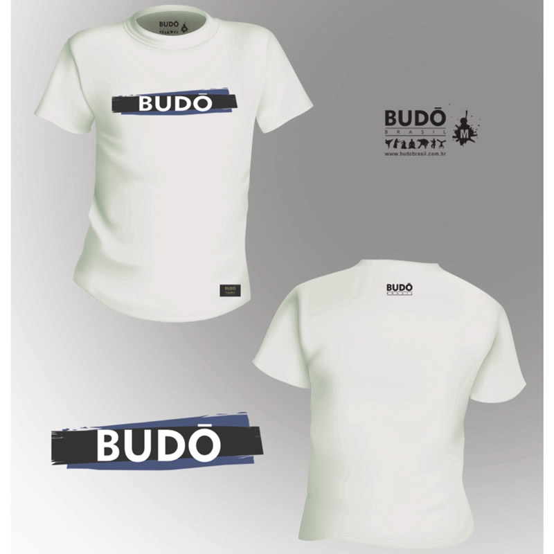 Camisa de Malha Budo Brasil Modelo 04
