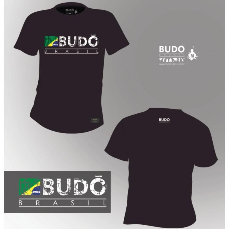 Camisa de Malha Budo Brasil Modelo 01