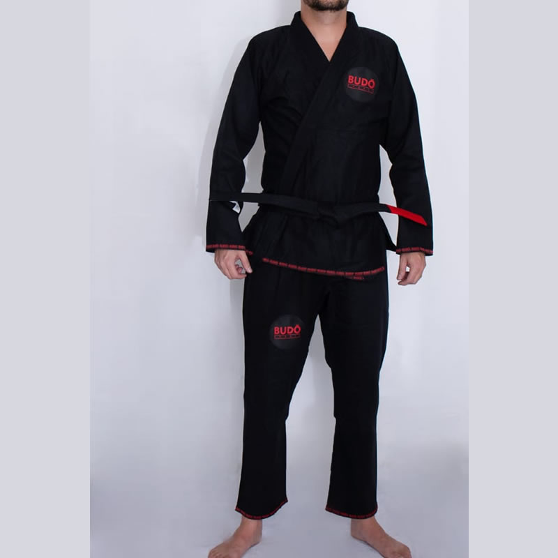 Kimono Jiu Jitsu Preto Modelo 2019