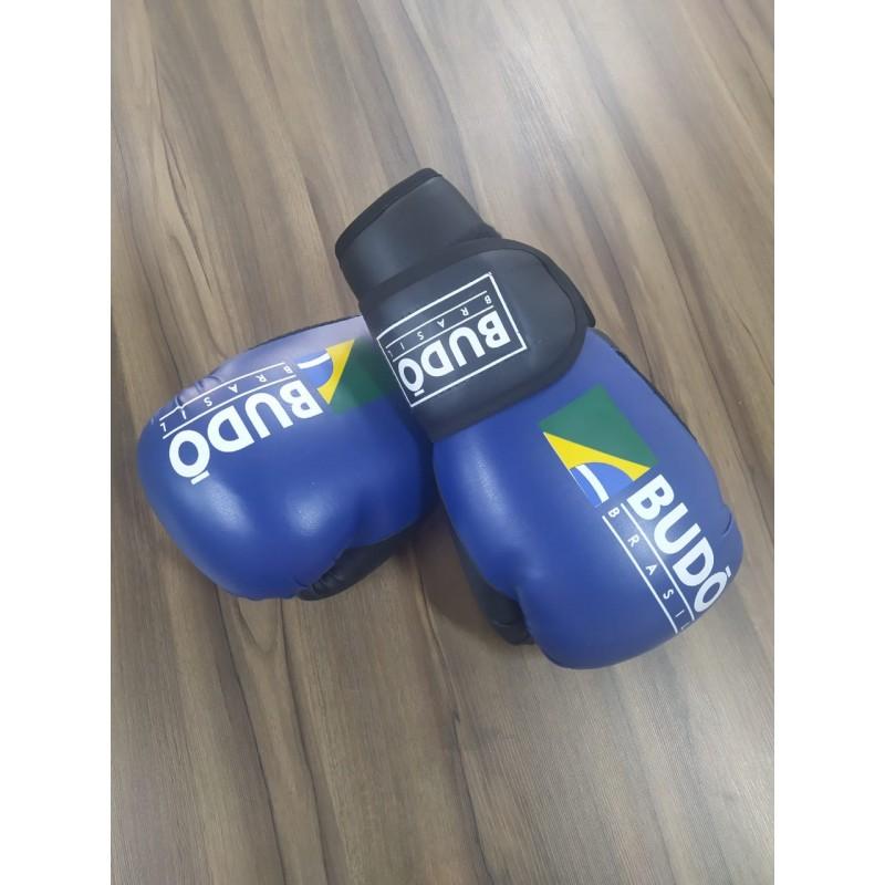 Luva de Boxe e Muay Thai Azul