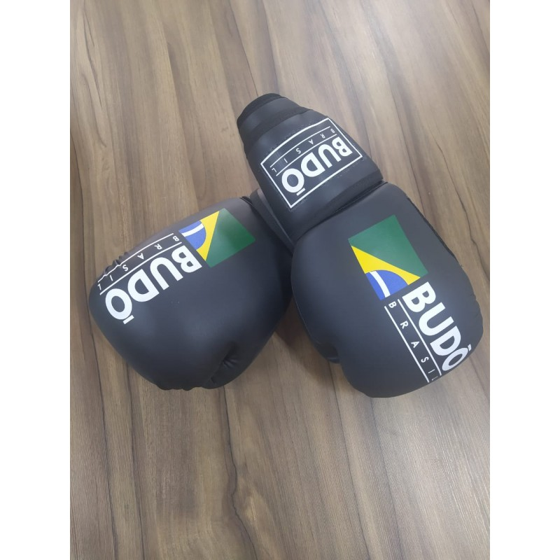 Luva de Boxe e Muay Thai Preta